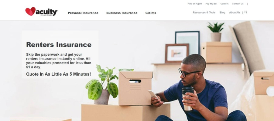 Acuity Renters Insurance Review - Insurance Karma