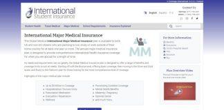 International Major Medical Insurance