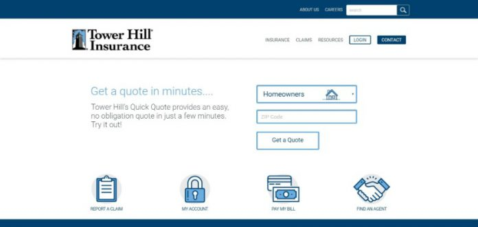 Tower Hill Flood Insurance Reviews